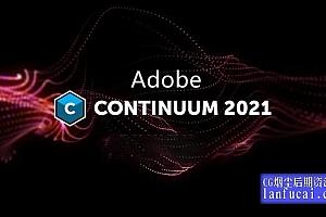 BCC视觉特效工具Continuum 2021 v14.0.0.488 AE/PR插件破解版