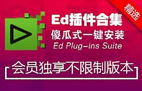 EDIUS插件合集一键安装版