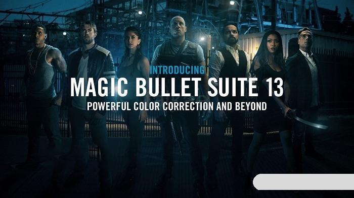 【AE插件】Magic Bullet Suite 13.0.16 红巨人调色插件套装-CG烟尘后期资源站