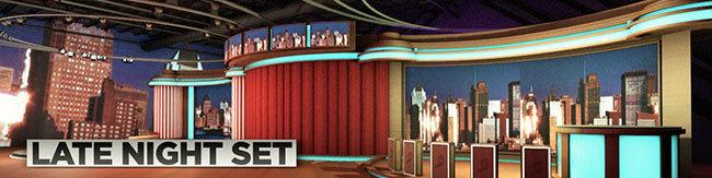 C4D影视器材模型包 Cinema 4D Video Production Pack-CG烟尘后期资源站