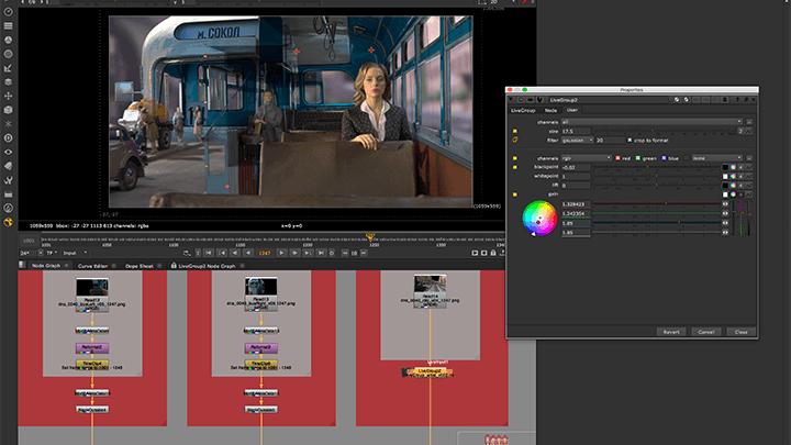 Nuke Studio 12.1v3 节点式影视特效合成软件-CG烟尘后期资源站