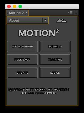 AE扩展-Motion 3.30 MG动画运动图形动画脚本-CG烟尘后期资源站