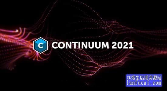 Nuke/达芬奇/Vegas/OFX视觉特效和转场BCC插件包 Continuum 2021 v14.0.3.875 OFX Win